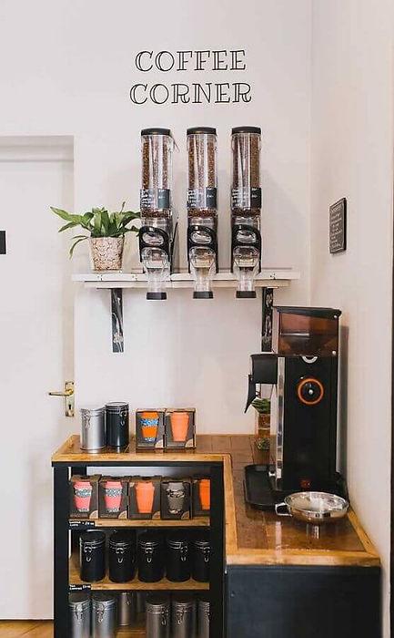 decoração-cantinho-do-café-com-aparador-