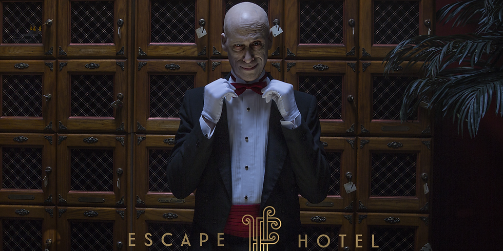 Escape Hotel Hollywood - Attic