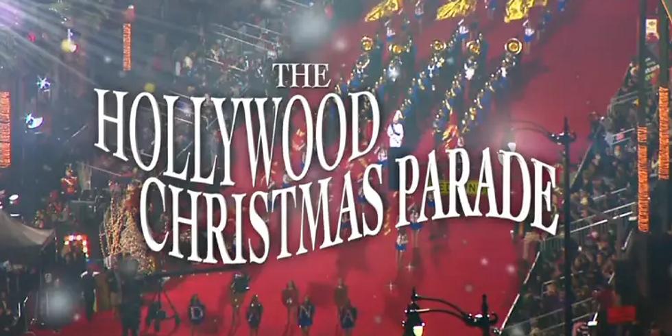 Christmas Parade & Mixer in Hollywood