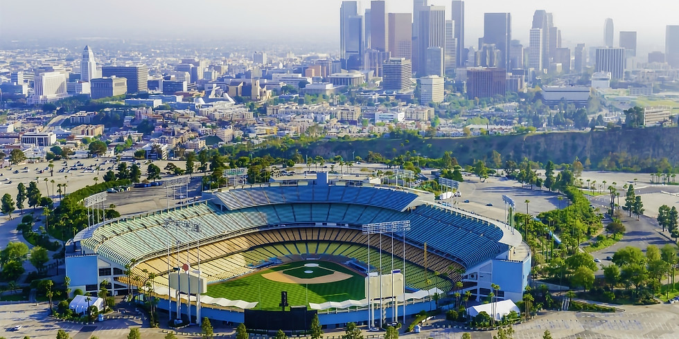 Dodgers Game Social (Joint Event)