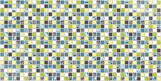Мозаика Голубая роза, мозаика регул, мозаика пвх, листовые панели