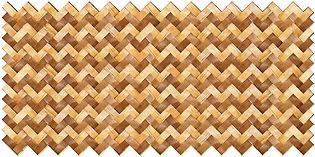 Косичка Дуэт, мозаика регул, мозаика пвх, листовые панели