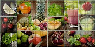 Мозаика Смузи, мозаика регул, мозаика пвх, листовые панели