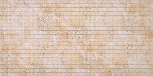 Мозаика Беж золото, мозаика регул, мозаика пвх, листовые панели