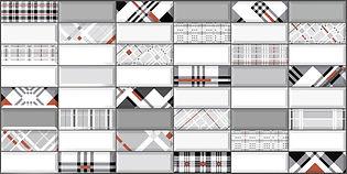 Плитка Импровизация красная, мозаика регул, мозаика пвх, листовые панели