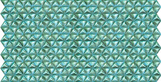 Кристалл Зеленый, мозаика регул, мозаика пвх, листовые панели
