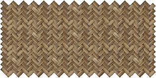 Косичка Орех, мозаика регул, мозаика пвх, листовые панели