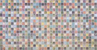 Мозаика Античность зеленая, мозаика регул, мозаика пвх, листовые панели
