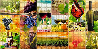 Мозаика Осень, мозаика регул, мозаика пвх, листовые панели