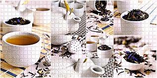 Мозаика Чайная церемония, мозаика регул, мозаика пвх, листовые панели