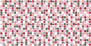 Мозаика Абрикос, мозаика регул, мозаика пвх, листовые панели