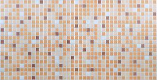 Мозаика микс коричневый, мозаика регул, мозаика пвх, листовые панели