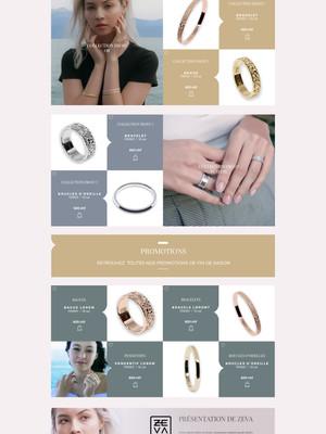 Site d e-commerce creactivites.com