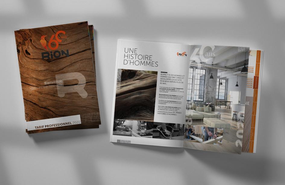Catalogue produits RION