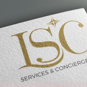 Logo LSC services & conciergerie