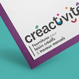 Logo Créactivités
