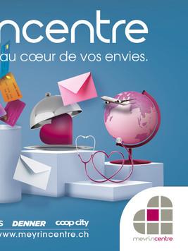 Centre Commercial Meyrin - Genève
