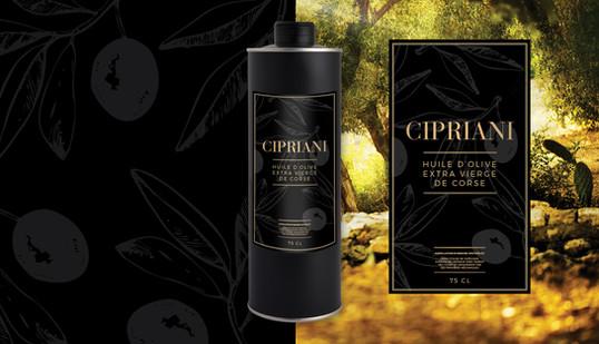 Huile d'olive Cipriani
