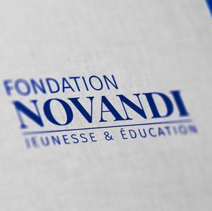 Logo Fondation Novandi
