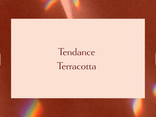Tendance Terracotta