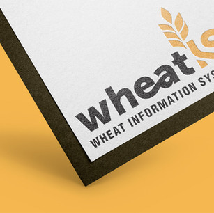 Création logo wheatIS