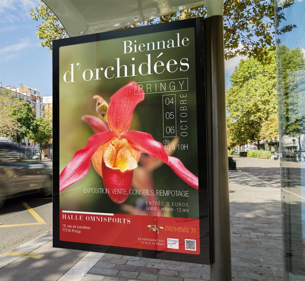 Biennale d'orchidées
