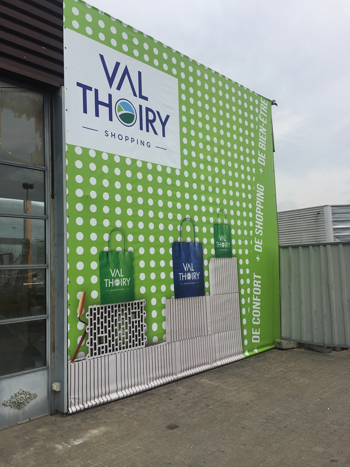 Centre commercial Valthoiry