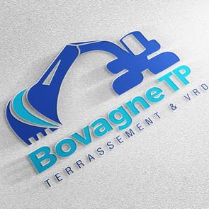 Logo Bovagne TP
