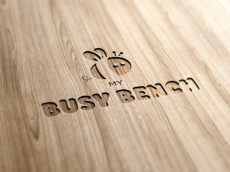 Logo Design - My Busy Bench