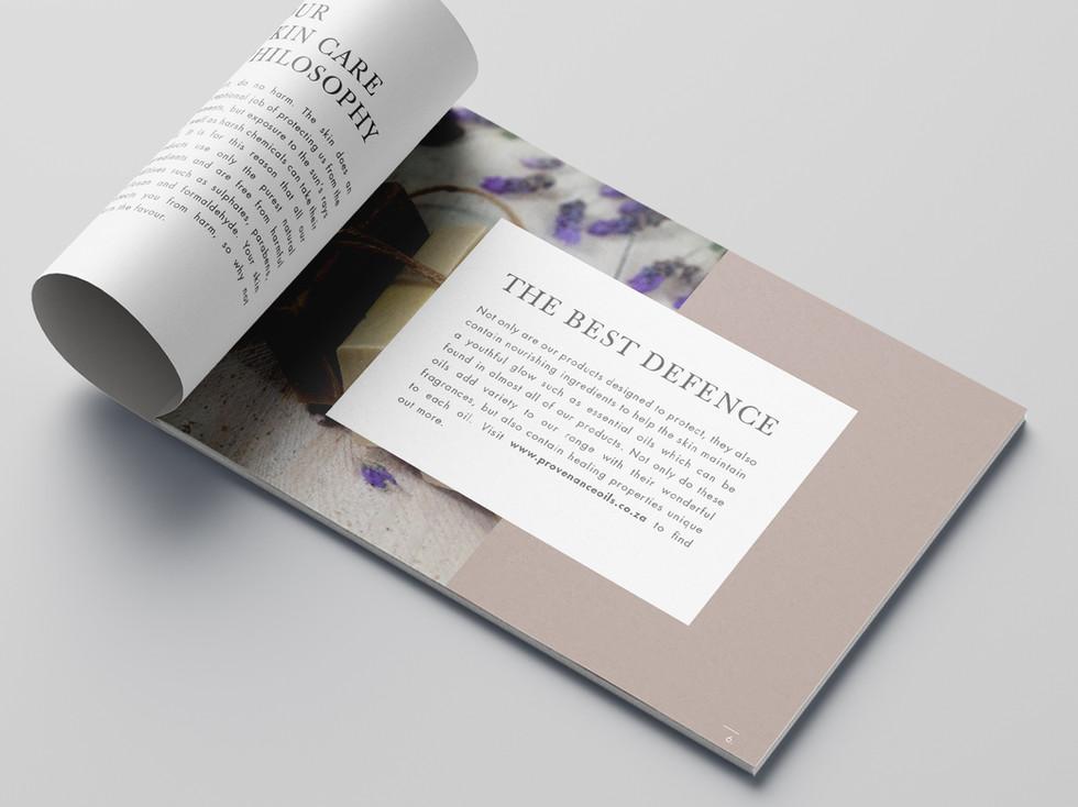 Print - Provenance Brochure
