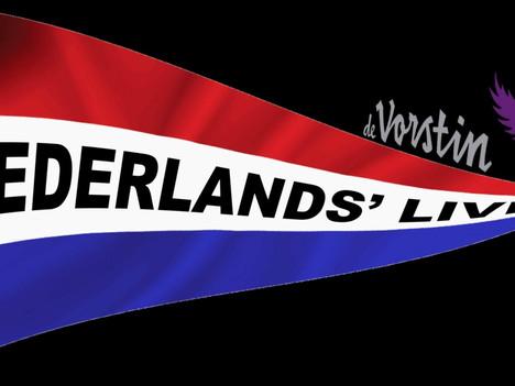 Nederlands Live 5 maart !! (3e editie)