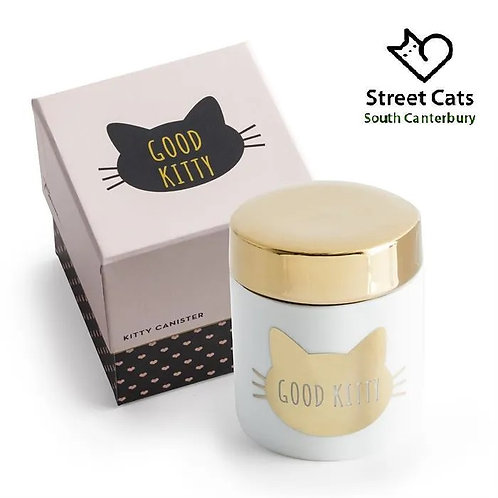 Good Kitty! Treat Holder | Street Cats South Canterbury