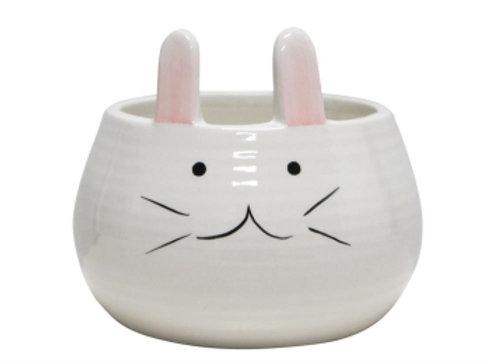 Mousey Ceramic Planter