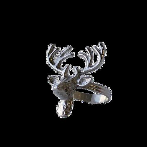 Elk Napkin Ring