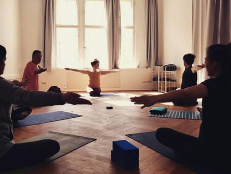 Warum eine Yoga Lehrer Ausbildung  an der Kisa Akademie Berlin?
