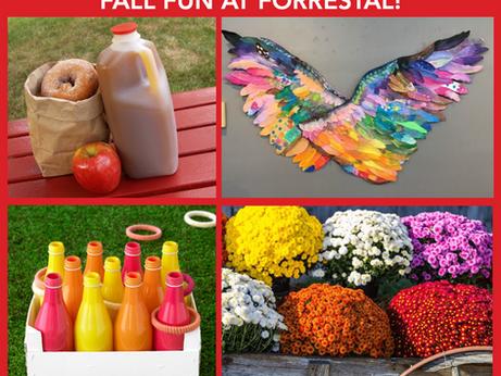 Fall Fun Day at Forrestal!