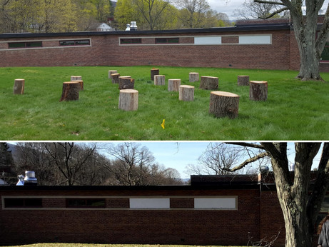 Outdoor Learning Spaces: Phase 1 Complete!