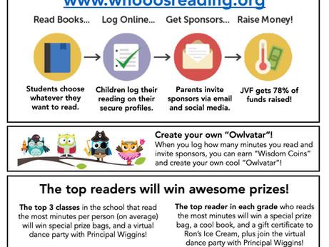 JVF Online Read-A-Thon!