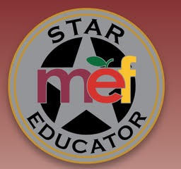 Honor a Teacher, Administrator or Staff Member with a STAR!