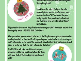 Christmas Ornament Kit Sale!