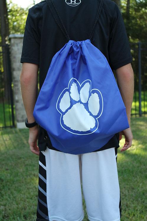 Bear Paw Drawstring Backpack