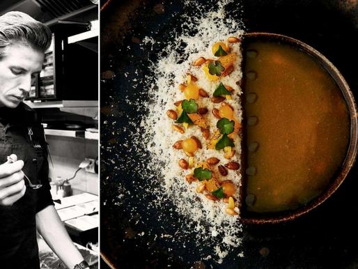 """Jeroen Achtien - das «Kochbuch» zum Staunen.       (Jeroen Achtien - the """"cookbook"""" to amaze)"""