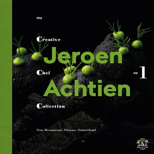 #1 Jeroen Achtien and a pre-order of the #2