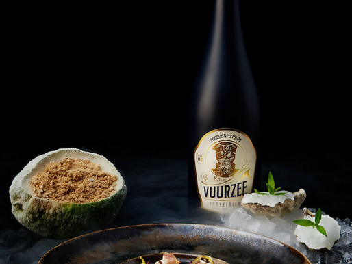 Vuurzee A beer for culinary lovers