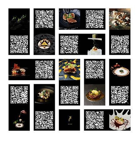 QR codes Jeroen Achtien