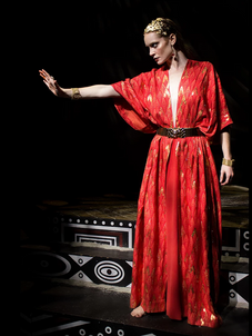 """Lindsay Ryan in """"The Iphigenia Project"""""""