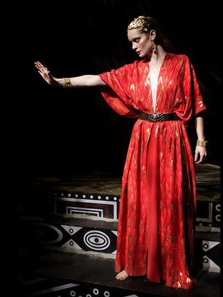 "Lindsay Ryan in ""The Iphigenia Project"""