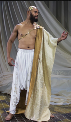 """Ryan Woods in """"The Iphigenia Project"""""""