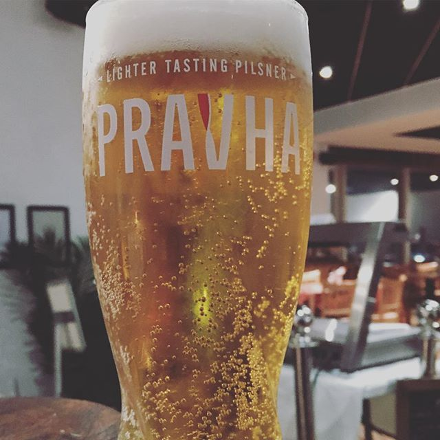 Today #happyhour #pravha £3