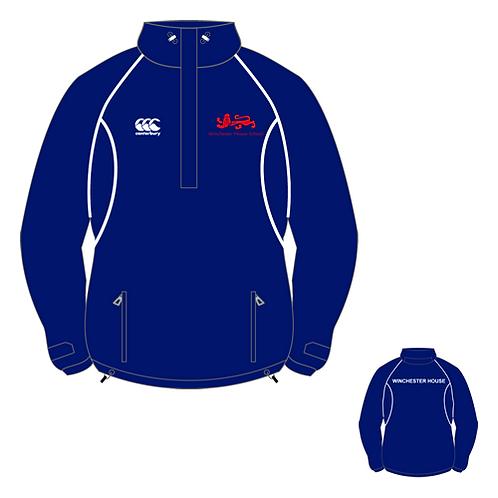 WHS 1/4 Zip Rain Jacket
